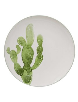 Design Home Grande Assiette Cactus