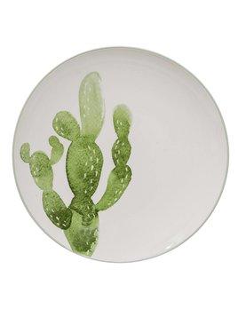 Design Home Grande Assiette Cactus
