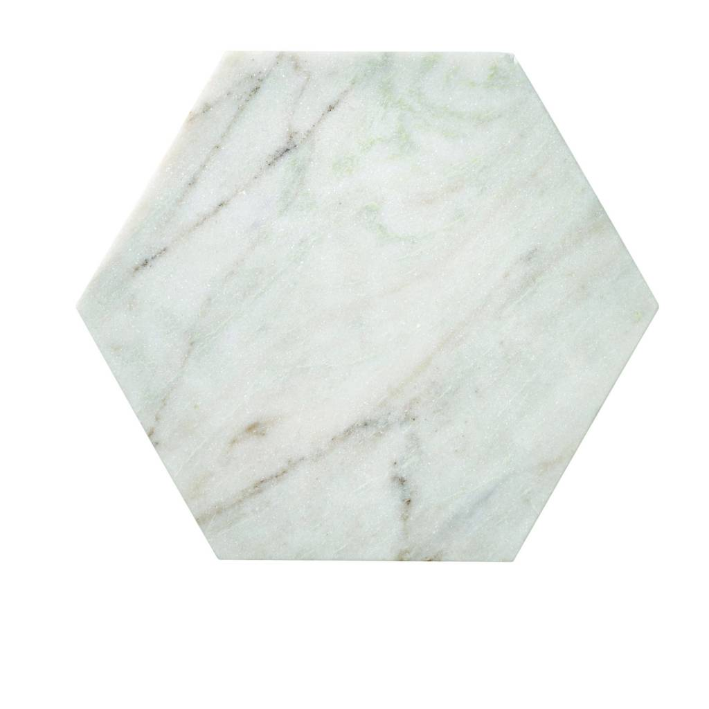 Design Home Hexagonal Marble Board