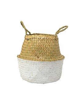 Design Home Small White Basket
