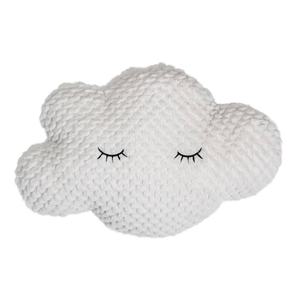 Design Home White Cloud Cushion