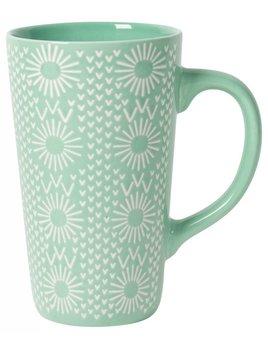 Large Radiant Cup Aqua