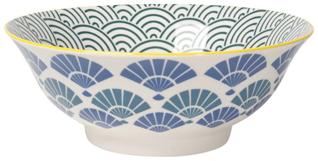 Waves Bowl Blue