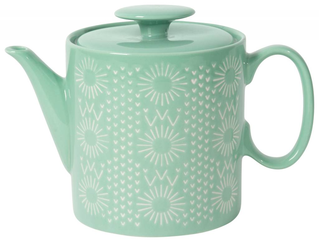 Radiant Tea Pot