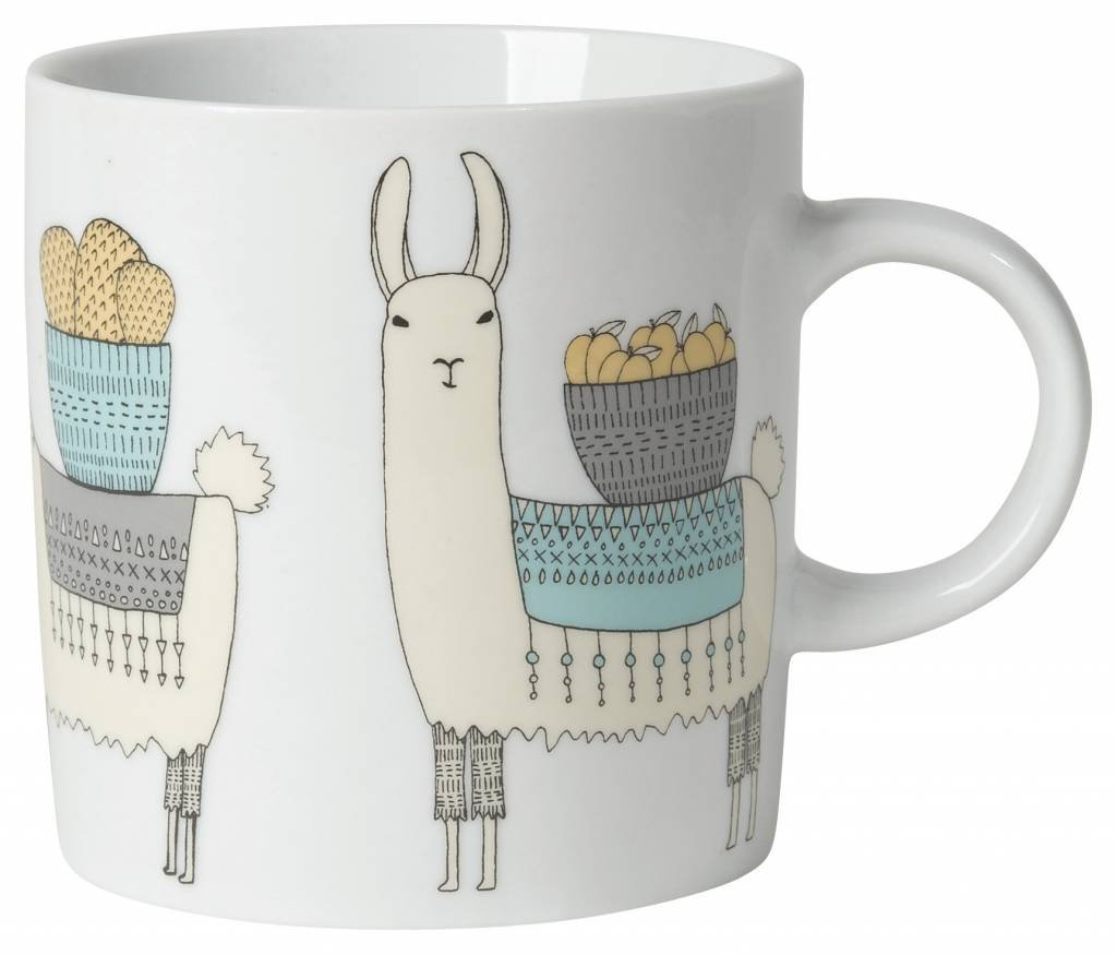 Danica/Now Llama Small Cup