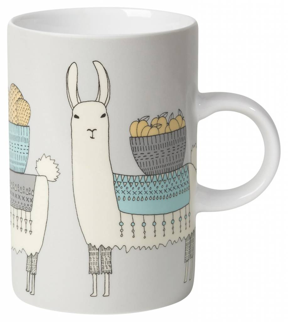 Danica/Now Lama Large Mug
