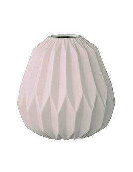 Bloomingville Small Pink Matte Vase
