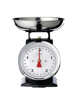 Bloomingville Black kitchen Scale