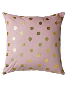 Bloomingville Pink Pea Cushion