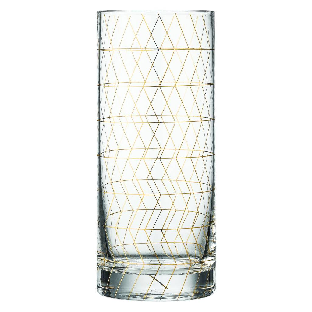 Bloomingville Geo Tall Glass