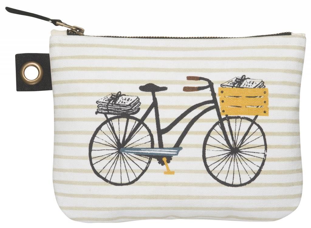 Danica/Now Grande Pochette Bicyclette