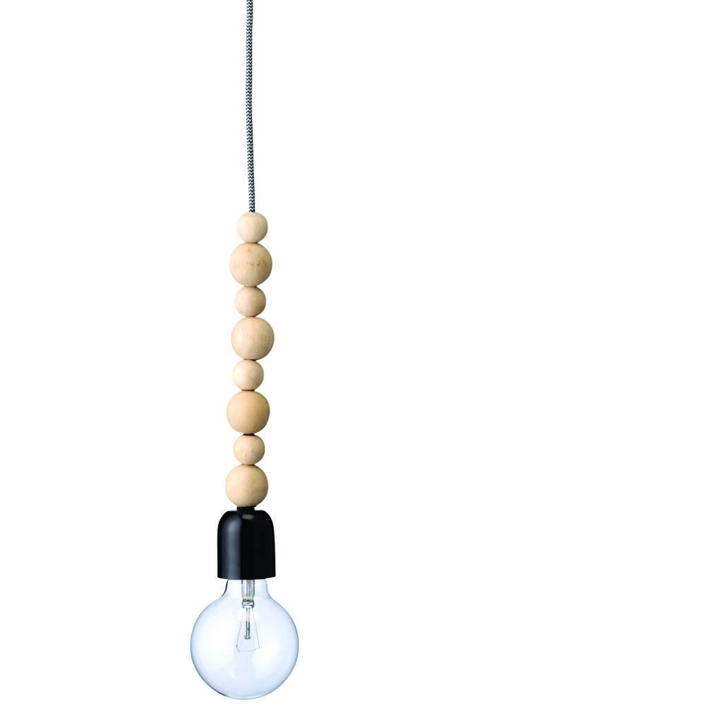 Bloomingville Wood Pendant Lamp