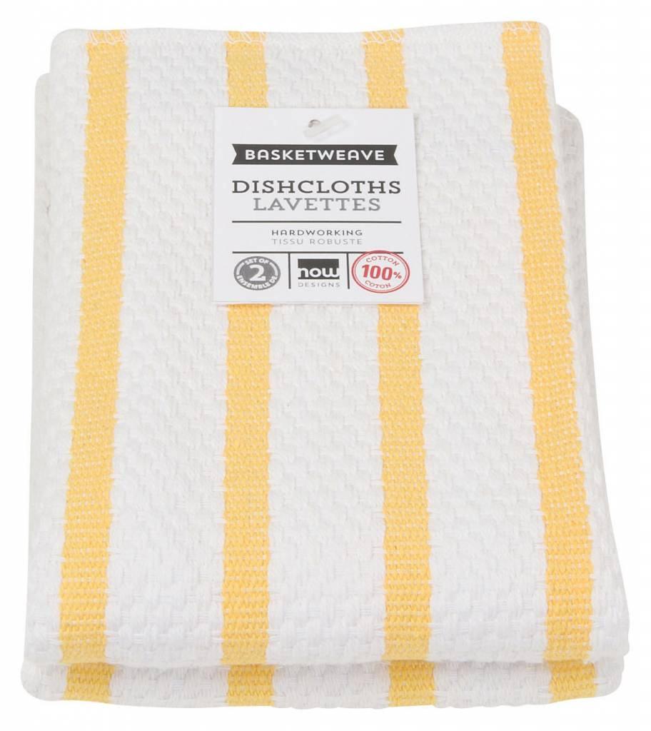 Danica/Now Dishcloths Lemon