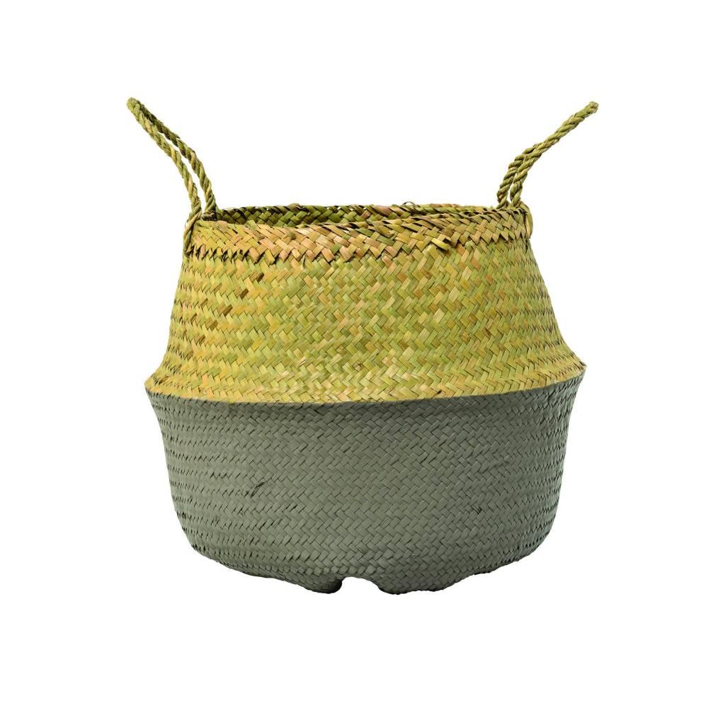 Bloomingville Small Grey Basket