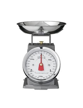 Bloomingville Grey Small kitchen Scale