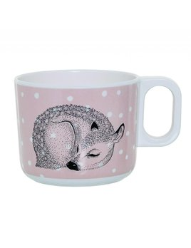 Bloomingville Pink Deer Small Cup