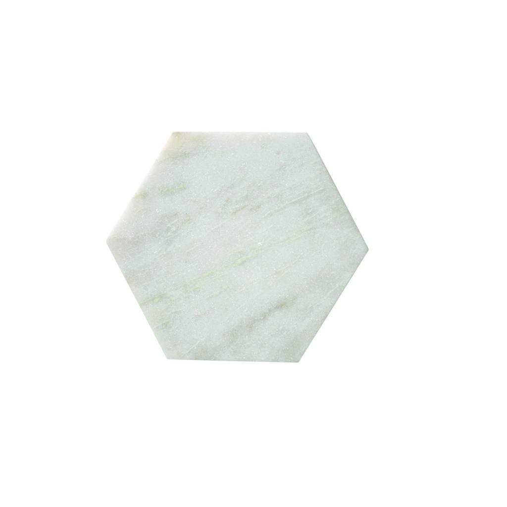Bloomingville Hexagonal Marble Cutting Board