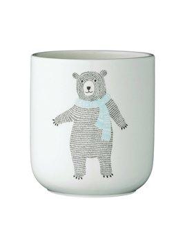 Bloomingville Bear Pot