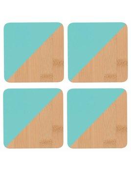 Danica/Now Aqua Coasters