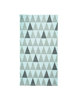 Bloomingville Small Triangles Mat