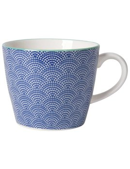 Danica/Now Tasse Vagues Bleues