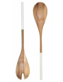 Danica/Now Salad Servers S/2 White