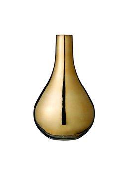 Bloomingville Vase Verre Cuivré