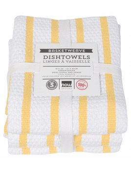 Danica/Now Lemon 3-dishcloth set