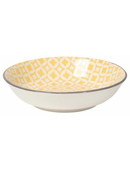 Danica/Now Yellow Sauce Plate