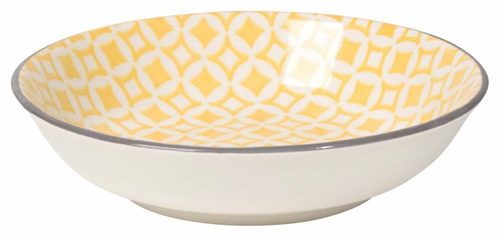Danica/Now Yellow Sauce Plate