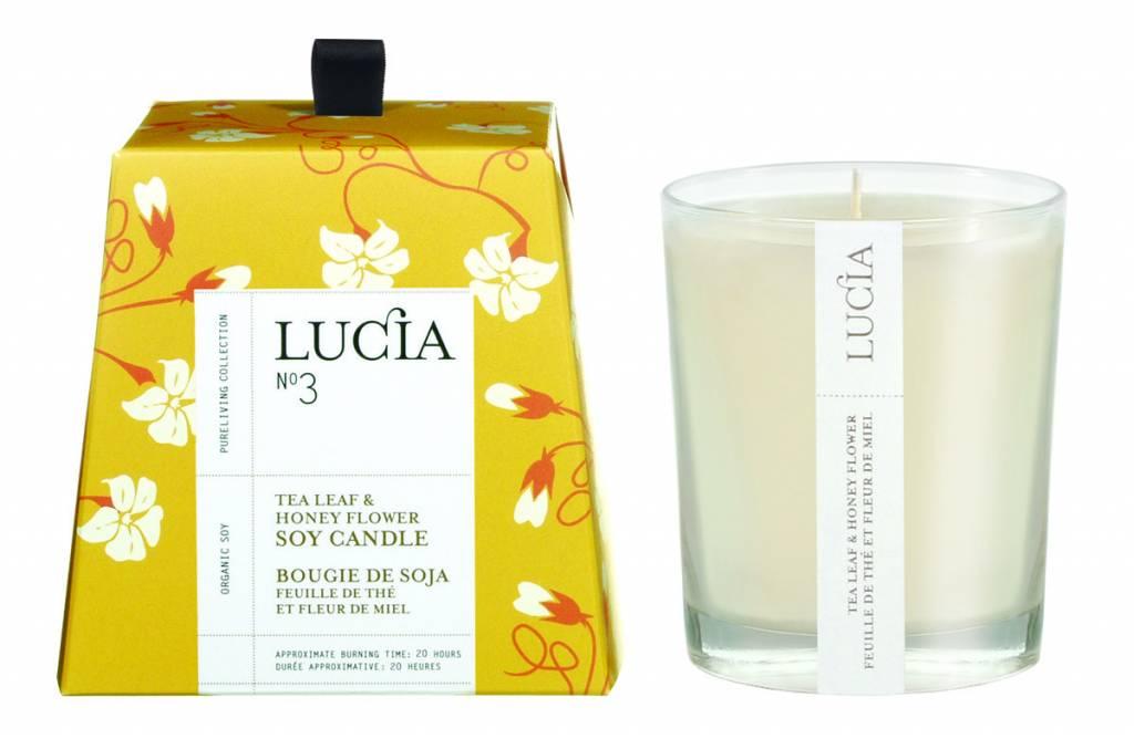 20hrs Candle Tea Leaf & Honey