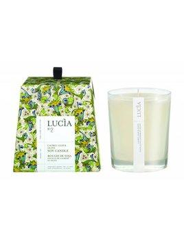 Laurel Leaf and Olive 50hrs Candle