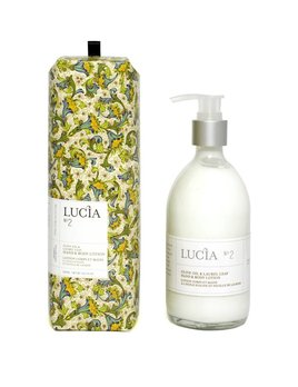 Laurel Leaf and Olive Lotion