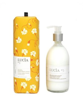 Tea Leaf & Wild Honey Lotion