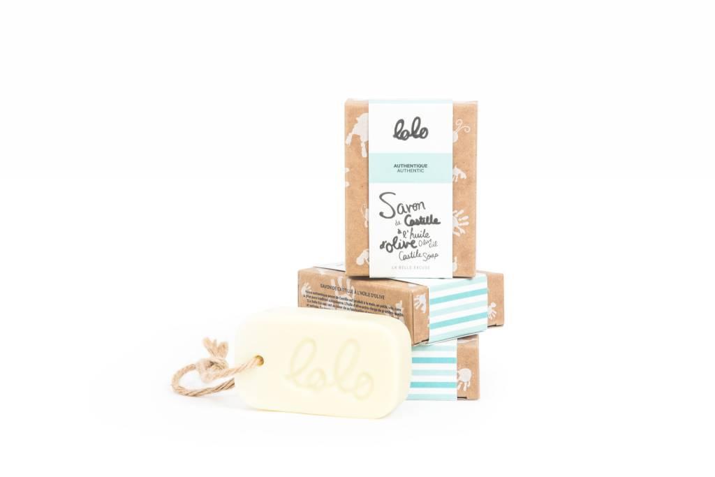 Lolo et moi Lolo de Castille Soap Authentic
