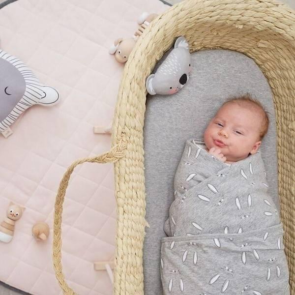 Little Rabbits Blanket