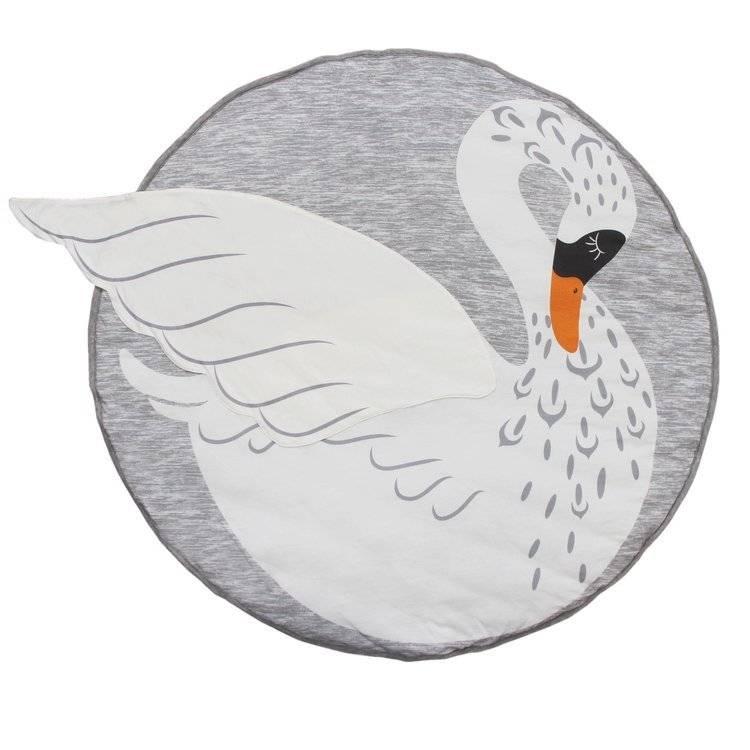 Swan Playmat