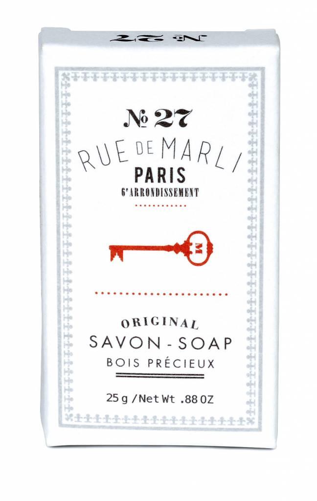 Barre de savon Bois Précieux
