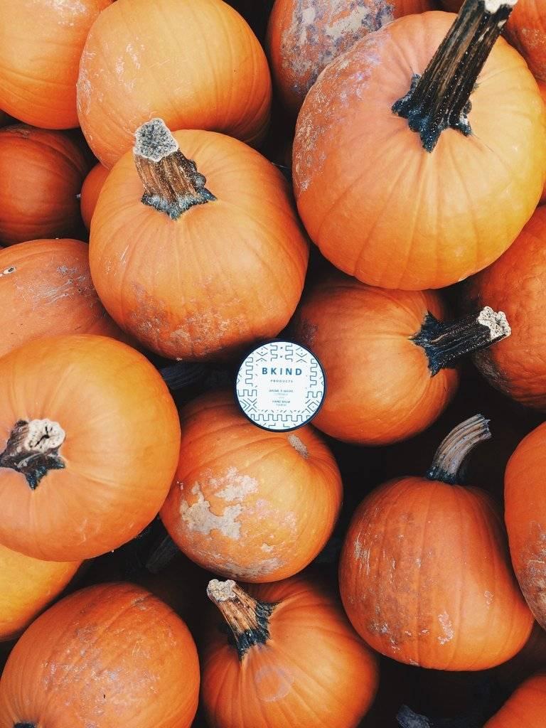 Hand balm Pumpkin