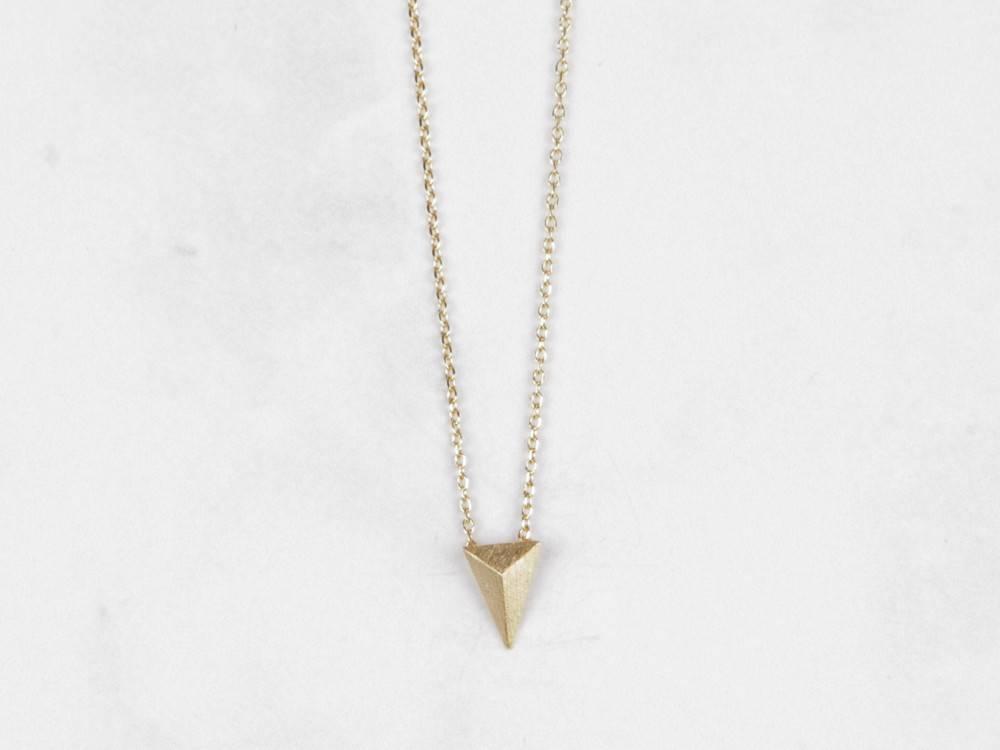 My Prysm Sophia gold Necklace