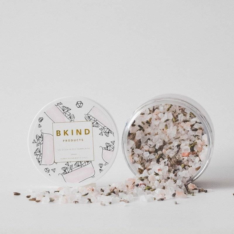 Lavender Bath Salt