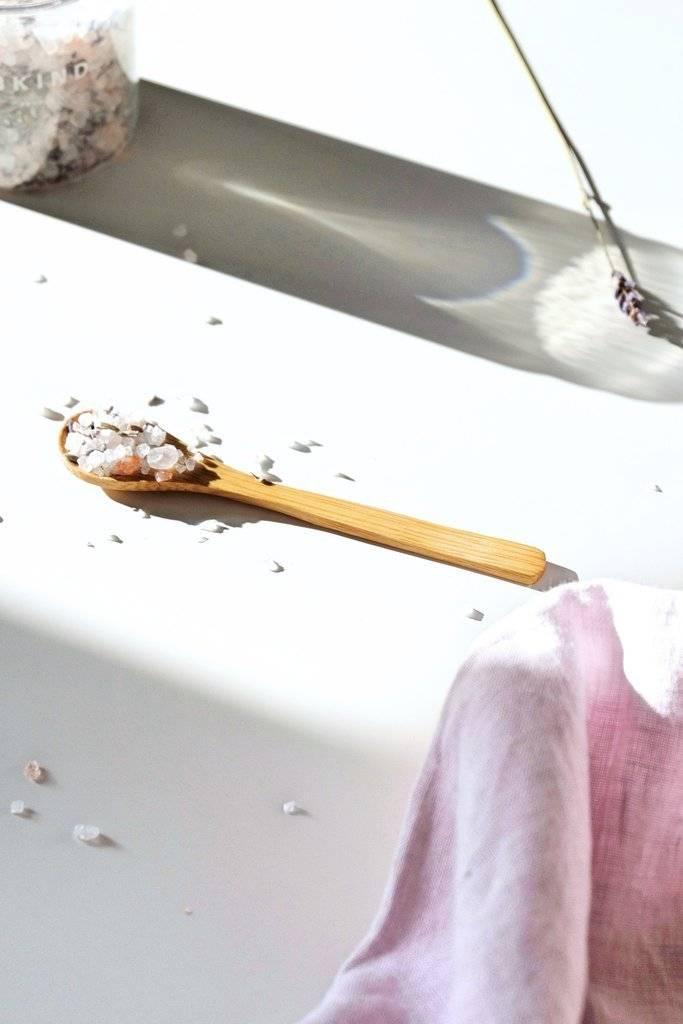 Sel de bain Lavande