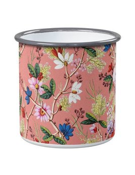 Wild&Wolf Coral Enamel Pot