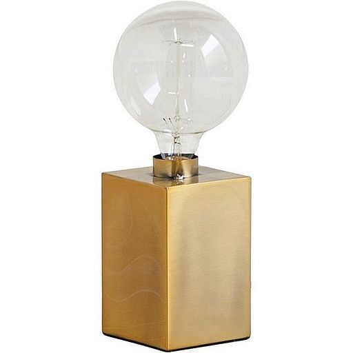 Mercana Notio II gold lamp