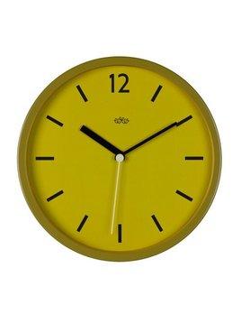 Wild&Wolf Swedish Mustard Wall Clock
