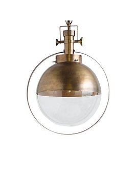 Mercana Leighton glass fixture