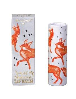 Wild&Wolf Baume à lèvres framboise