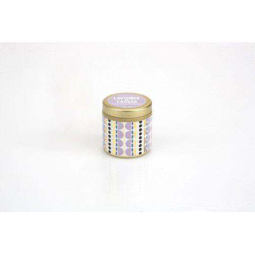 Kaleidoscope candle 3oz Lavender & Cassis