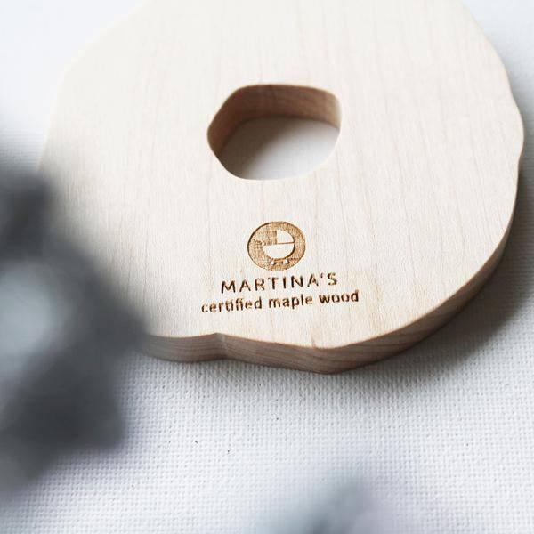 Martinas Jouet de Dentition Beigne