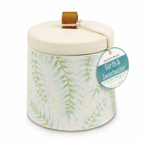 Pure Water Botanical Candle 10 oz